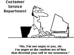 Call Center job satsifaction