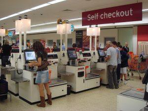 Self checkout vs Cashiers