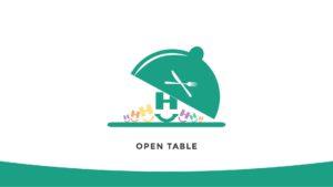 Happonomy Open Table